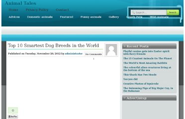 http://animaltales.info/blog/top-10-smartest-dog-breeds-in-the-world/