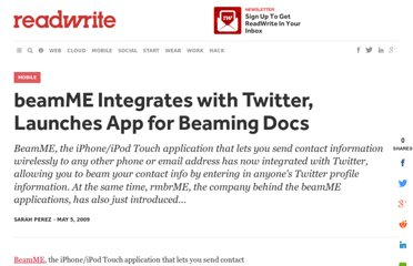 http://readwrite.com/2009/05/04/beamme_integrates_with_twitter_launches_app_for_beaming_docs