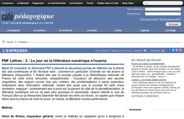 http://www.cafepedagogique.net/lexpresso/Pages/2012/11/21112012Article634890715355353058.aspx