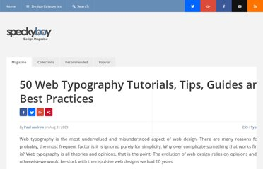 http://speckyboy.com/2009/08/31/50-essential-web-typography-tutorials-tips-guides-and-best-practices/