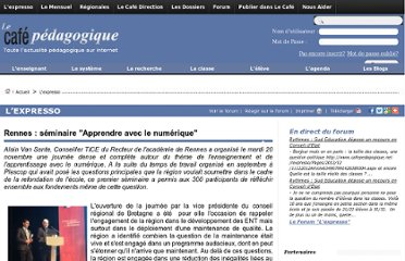 http://www.cafepedagogique.net/lexpresso/Pages/2012/11/21112012Article634890715352389001.aspx