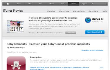 https://itunes.apple.com/us/app/baby-moments-capture-your/id461493203?mt=8