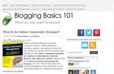http://www.bloggingbasics101.com/2012/05/what-is-an-online-community-manager/