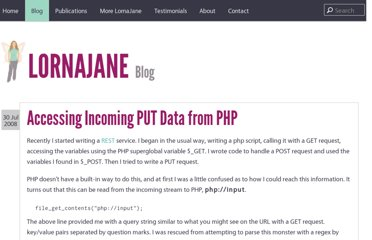 http://www.lornajane.net/posts/2008/accessing-incoming-put-data-from-php
