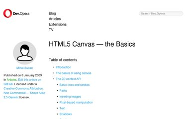 http://dev.opera.com/articles/view/html-5-canvas-the-basics/