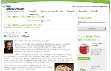 http://info.alleninteractions.com/bid/92774/e-Learning-as-Easy-as-Pie