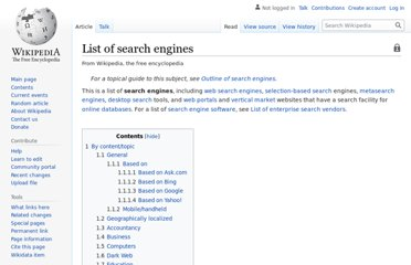 https://en.wikipedia.org/wiki/List_of_search_engines