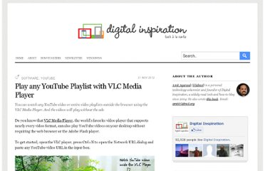 http://www.labnol.org/software/youtube-videos-in-vlc-player/26829/