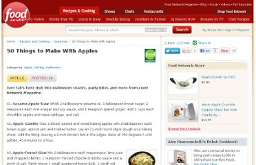 http://www.foodnetwork.com/recipes-and-cooking/50-things-to-make-with-apples/page-5.html