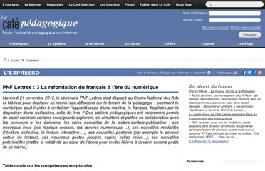 http://www.cafepedagogique.net/lexpresso/Pages/2012/11/22112012Article634891612365574818.aspx
