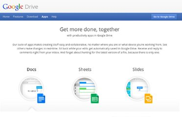http://www.google.com/drive/start/apps.html#fusiontables