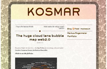 http://kosmar.de/archives/2005/11/11/the-huge-cloud-lens-bubble-map-web20/