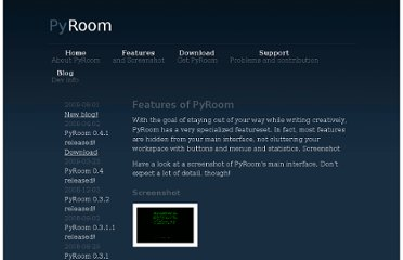 http://pyroom.org/features.html