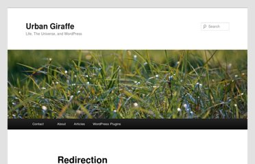 http://urbangiraffe.com/plugins/redirection/