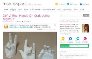 http://momspark.net/a-real-hands-on-craft/
