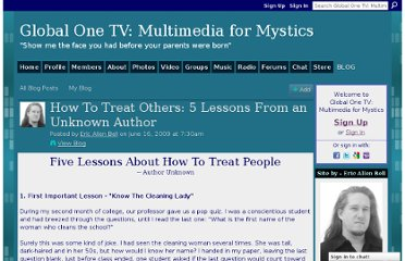 http://www.globalone.tv/profiles/blogs/how-to-treat-others-5-lessons