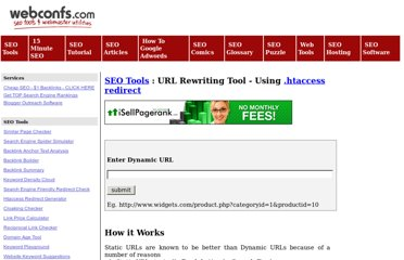 http://www.webconfs.com/url-rewriting-tool.php