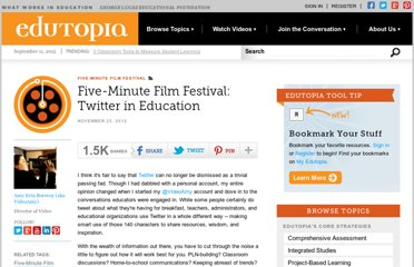 http://www.edutopia.org/blog/film-festival-twitter-education
