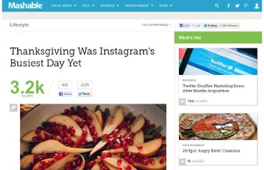 http://mashable.com/2012/11/23/instagram-thanksgiving-record/
