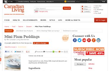 http://www.canadianliving.com/food/mini_plum_puddings.php