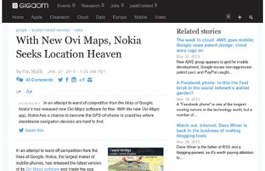 http://gigaom.com/2010/01/21/with-new-ovi-maps-nokia-seeks-location-heaven/