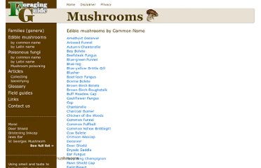 http://www.foragingguide.com/mushrooms/edible_by_common_name