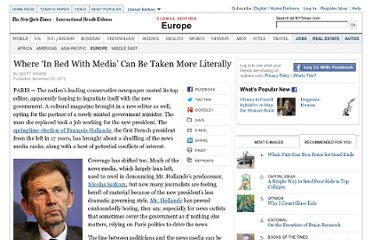http://www.nytimes.com/2012/11/24/world/europe/in-france-in-bed-with-media-can-be-taken-more-literally.html?smid=tw-share