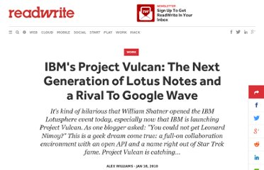 http://readwrite.com/2010/01/18/ibms-project-vulcan-the-next