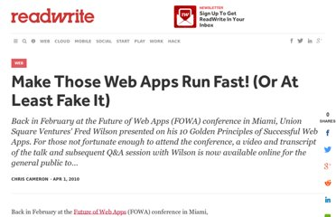 http://readwrite.com/2010/04/01/make-those-web-apps-fast-or-at