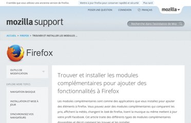 https://support.mozilla.org/fr/kb/trouver-installer-modules-firefox