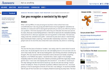 http://wiki.answers.com/Q/Can_you_recognize_a_narcissist_by_his_eyes