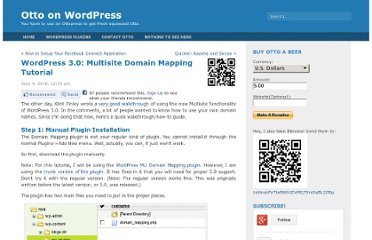 http://ottopress.com/2010/wordpress-3-0-multisite-domain-mapping-tutorial/