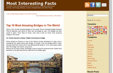 http://www.mostinterestingfacts.com/building/top-10-most-amazing-bridges-in-the-world.html