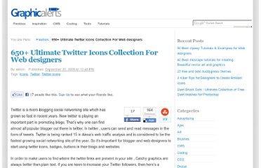 http://graphicalerts.com/650-ultimate-twitter-icons-collection-for-web-designers/