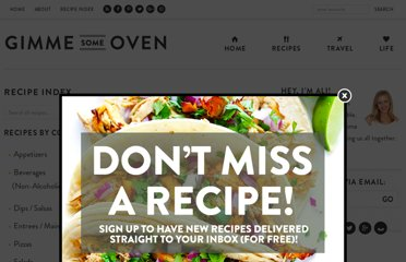 http://www.gimmesomeoven.com/recipe-index/