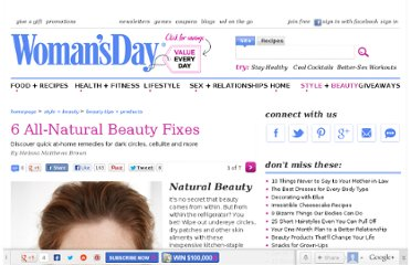 http://www.womansday.com/style-beauty/beauty-tips-products/natural-beauty#slide-1