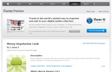 https://itunes.apple.com/gb/app/messy-vegetarian-cook/id386283037?mt=8