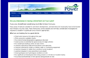 http://www.greenpowerinternational.com/windproject.htm