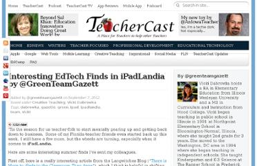 http://blog.teachercast.net/interesting-edtech-finds-in-ipadlandia-by-greenteamgazett/