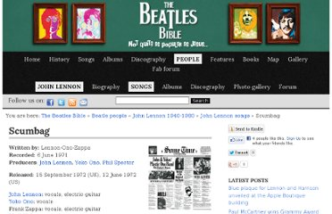 http://www.beatlesbible.com/people/john-lennon/songs/scumbag/