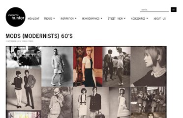 http://madamehunter.com/2011/09/04/mods-modernists-60s/