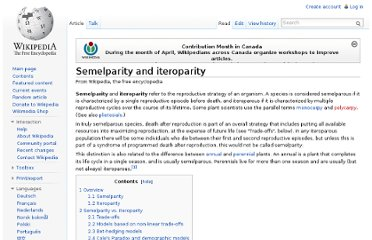 http://en.wikipedia.org/wiki/Semelparity_and_iteroparity#Semelparity