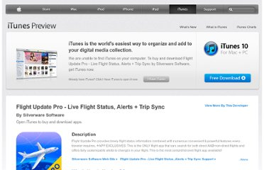 https://itunes.apple.com/us/app/flight-update-pro-live-flight/id317703490?mt=8