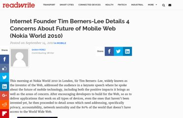 http://readwrite.com/2010/09/14/internet_founder_tim_berners-lee_details_4_concerns_about_future_of_mobile