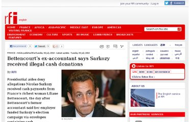 http://www.english.rfi.fr/france/20100706-bettencourt-s-ex-accountant-says-sarkozy-received-illegal-cash-donations