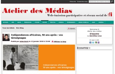 http://atelier.rfi.fr/profiles/blogs/independances-africaines-50?id=1189413%3ABlogPost%3A99191&page=-1#last_comment