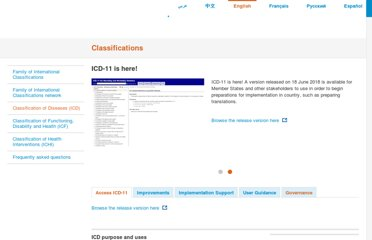 http://www.who.int/classifications/icd/en/
