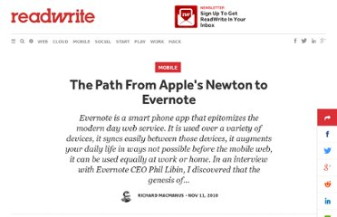 http://readwrite.com/2010/11/10/the_path_from_apple_newton_to_evernote