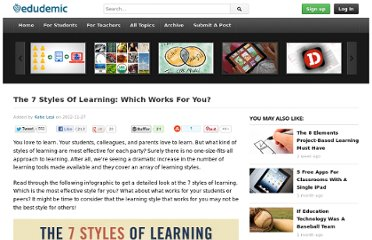 http://edudemic.com/2012/11/styles-of-learning/