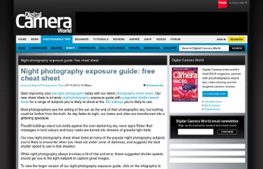 http://www.digitalcameraworld.com/2012/11/27/night-photography-exposure-guide-free-cheat-sheet/
